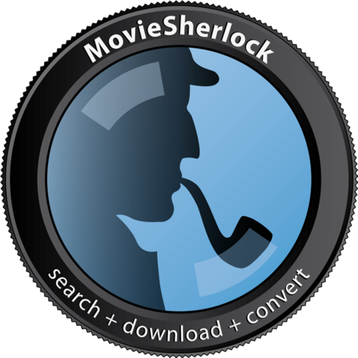 MovieSherlock for Mac(视频下载转换器)