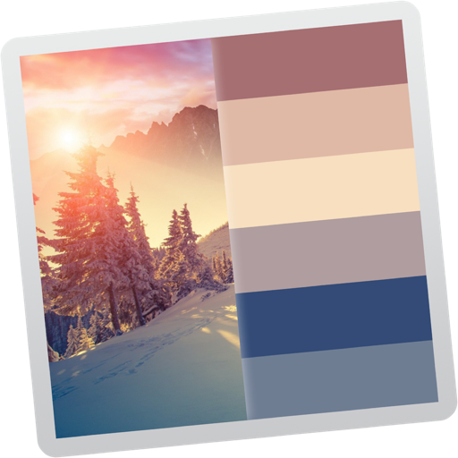 Color Palette from Image for Mac(调色板软件)